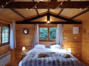 1 bedroom Cabin near Rosoy-En-Multien, Oise, Picardy, France