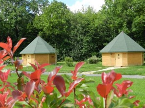 1 bedroom Yurt near Dienne, Vienne, Nouvelle-Aquitaine, France