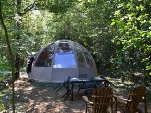 1 bedroom Dome near Le Nizan, Gironde, Nouvelle Aquitaine, France