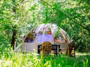 1 bedroom Dome near Le Nizan, Gironde, Nouvelle-Aquitaine, France
