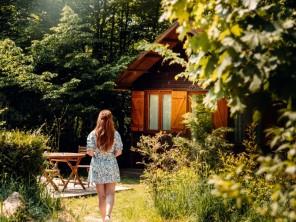 1 bedroom Cabin near Rosoy-En-Multien, Oise, Hauts-de-France, France