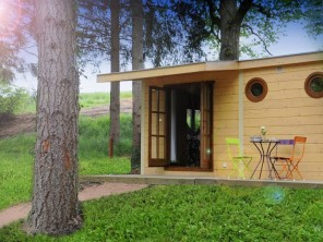 1 bedroom Cabin near Voussac, Allier, Auvergne, France