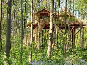 1 bedroom Treehouse near Raray, Oise, Picardy, France