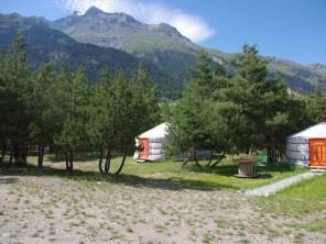 1 bedroom Yurt near Sollières-Sardières, Savoie, Auvergne-Rhône-Alpes, France