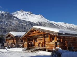 1 bedroom Cabin near Sollières-Sardières, Savoie, Auvergne-Rhône-Alpes, France