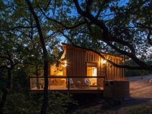 1 bedroom Cabin on Stilts near Labastide De Penne, Tarn-et-Garonne, Midi-Pyrenees, France