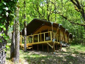 1 bedroom Tent near Varen, Tarn-et-Garonne, Occitanie, France