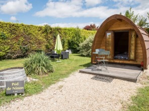 1 bedroom Pod near Saint Maurice De Tavernole, Charente-Maritime, Nouvelle Aquitaine, France