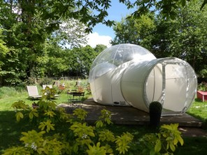 1 bedroom Bubble near Guillac, Morbihan, Brittany, France