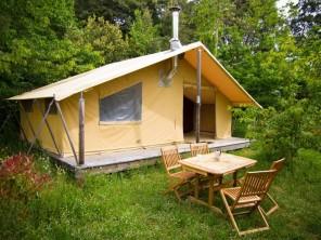 2 bedroom Safari Lodge near Saint Jean Du Gard, Gard, Languedoc-Roussillon, France