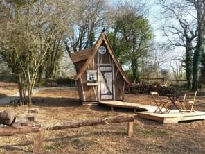 1 bedroom Cabin near Ploemel, Morbihan, Brittany, France