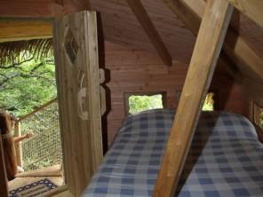 1 bedroom Treehouse near St Simon, Cantal, Auvergne-Rhône-Alpes, France