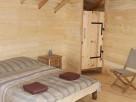 2 bedroom Treehouse near St Simon, Cantal, Auvergne-Rhône-Alpes, France