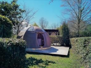 1 bedroom Wigwam near Cassagnabere-Tournas, Haute-Garonne, Midi-Pyrenees, France