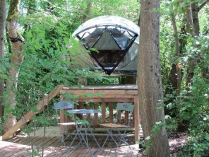 1 bedroom Hanging Tent near Ingrandes, Vienne, Nouvelle Aquitaine, France