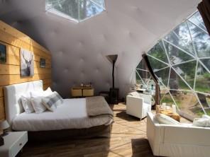 2 bedroom Dome near Brinon Sur Sauldre, Cher, Centre-Val de Loire, France