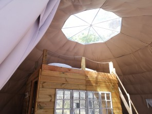 1 bedroom Dome near Brinon Sur Sauldre, Cher, Centre-Val de Loire, France
