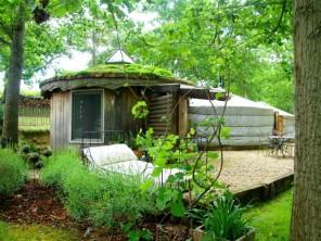 1 bedroom Yurt near Lannes, Lot-et-Garonne, Nouvelle Aquitaine, France