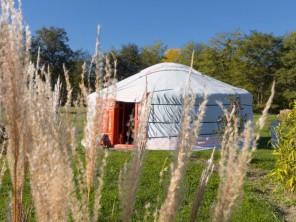 1 bedroom Yurt near Le Nizan, Gironde, Nouvelle Aquitaine, France