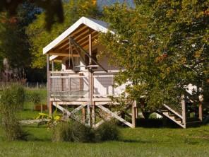 2 bedroom Safari Lodge near Le Nizan, Gironde, Nouvelle-Aquitaine, France