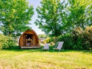 1 bedroom Pod near Le Nizan, Gironde, Nouvelle-Aquitaine, France
