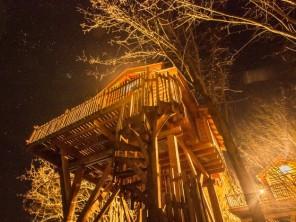 1 bedroom Treehouse near Le Nizan, Gironde, Nouvelle-Aquitaine, France