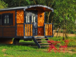 1 bedroom Gipsy Caravan near Chassenard, Allier, Auvergne-Rhône-Alpes, France