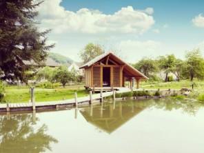 1 bedroom Cabin near Le Val D'ajol, Vosges, Alsace & Lorraine, France