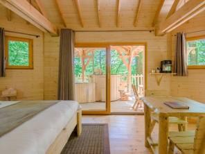 1 bedroom Treehouse near Joncherey, Territoire de Belfort, Bourgogne-Franche-Comté, France