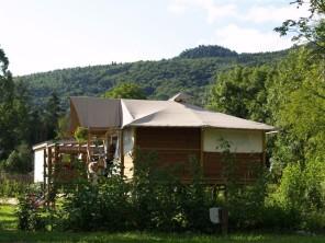 2 bedroom Safari Lodge near Chamalières-Sur-Loire, Haute-Loire, Auvergne-Rhône-Alpes, France