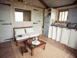 2 bedroom Cabin near Chamalières-Sur-Loire, Haute-Loire, Auvergne, France