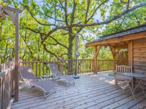 1 bedroom Treehouse near Clairac, Lot-et-Garonne, Nouvelle Aquitaine, France