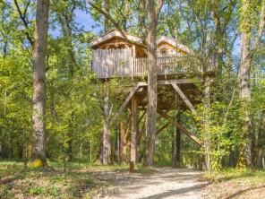 1 bedroom Treehouse near Clairac, Lot-et-Garonne, Nouvelle-Aquitaine, France