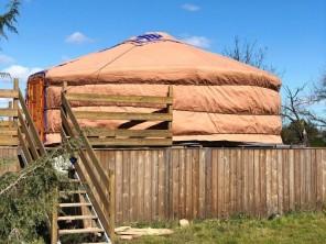 1 bedroom Yurt near Maureillas-Las-Illas, Pyrénées-Orientales, Languedoc-Roussillon, France