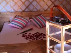 1 bedroom Yurt near Maureillas-Las-Illas, Pyrénées-Orientales, Occitanie, France