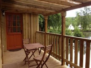 1 bedroom Cabin on Stilts near Suzy, Aisne, Picardy, France