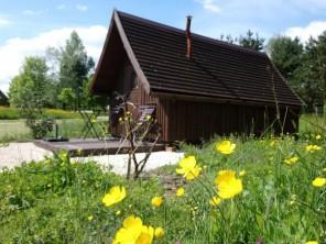 1 bedroom Cabin near La Chapelle Blanche St Martin, Indre-et-Loire, Centre-Val de Loire, France