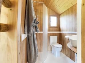 1 bedroom Treehouse near Corcelle-Mieslot, Doubs, Bourgogne-Franche-Comté, France