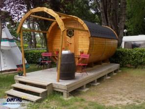 1 bedroom Barrel near Guérande, Loire-Atlantique, Pays de la Loire, France