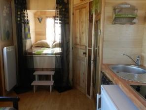 1 bedroom Gipsy Caravan near Saissac, Aude, Occitanie, France