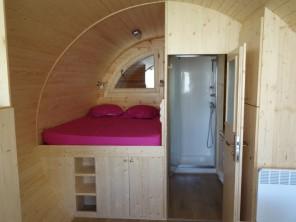 1 bedroom Barrel near Chanos-Curson, Drôme, Auvergne-Rhône-Alpes, France