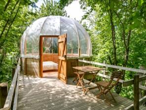 1 bedroom Dome near Beaulieu-Sous-La-Roche, Vendée, Pays de la Loire, France