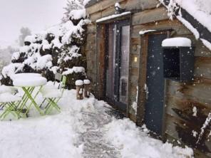 1 bedroom Eco-house near St Urcize, Cantal, Auvergne-Rhône-Alpes, France