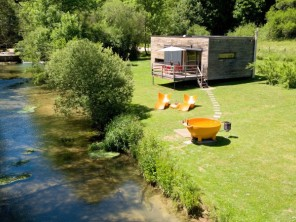 1 bedroom Cabin on Stilts near Frénois, Côte-d'Or, Bourgogne-Franche-Comté, France