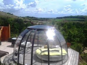 1 bedroom Dome near Labastide De Penne, Tarn-et-Garonne, Occitanie, France