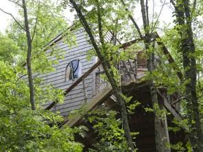 1 bedroom Treehouse near La Chapelle Aux Naux, Indre-et-Loire, Centre-Val de Loire, France