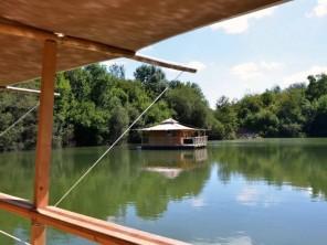 1 bedroom Cabin by the water near Louverné, Mayenne, Pays de la Loire, France