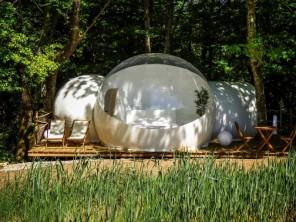 1 bedroom Bubble near Pompignac, Gironde, Nouvelle Aquitaine, France