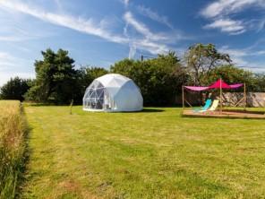 1 bedroom Dome near Faverolles, Indre, Centre-Val de Loire, France