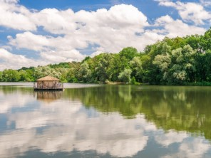 1 bedroom Cabin by the water near Chassey-Lès-Montbozon, Haute-Saône, Burgundy-Franche-Comté, France